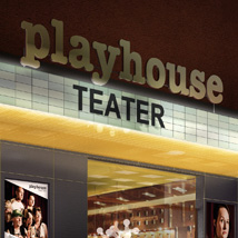 Playhouse Teater expanderar
